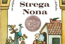 TOMIE de PAOLA / TOMIE de PAOLA book videos and study guides / by Nancy Molinaro-Nelson