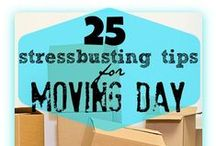 Home Moving Tips / Some helpful tips for packing-up from the experts.