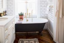 Ideas for Irish Bathrooms / Small touches can make your bathroom a relaxing sanctuary.