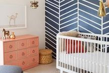 Nursery and Kids' Room Decor / Some cute and whimsical design ideas for the little ones.