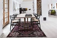 Ideas for Irish Dining Rooms / After seeing this gorgeous inspiration for your dining space, you'll be dying to throw a dinner party!