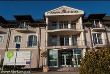Xavin Hotel**** - Harkány / Po rekonstrukci hotel Xavin zařadil do vyšší, čtyřhvězdičkové kategorie! Hotel se nachází cca 150 m od léčebného areálu. Nabízí svým hostům ubytování celoročně, majitelé a personál velice přijemní a ochotní. Hostům je k dispozici stylová restaurace a v letním období terasa. Hotel je vybaven s výtahem. V hotelu je wellness – svět, sauna, pára, whirlpool, bazén, možno objednat masáže. Klíma za příplatek. Parkování přímo u hotelu zdarma. Cena ubytování obsahuje delegátské služby.