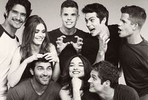 "Teen wolf / The ""hottest guys ever"" Fandom Also: stiles is the definition of awsome"