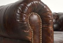 Nailhead Trim / Star-studded yet sophisticated, nailhead trim continues to be one of our favorite details. Find it in some of our most popular accent chairs, sofas, ottomans, and more.