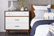 Dressers   Nightstands   Chests / From traditional to modern and beyond, dressers, nightstands, and chests are one of the most telling reflections of your bedroom's style.