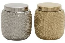 Candleholders  Lanterns  Tealights / Display your candles in pieces that help illuminate their beautiful glow.