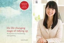 Marie Kondo's Top Tips for a Happy Home / Cheer up your home and beat that Irish weather with some inspiring tips from home guru Marie Kondo