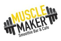 Muscle Maker Smoothie Bar & Cafe / Muscle Maker Smoothie Bar & Café 2020 W Anderson Lane Austin, TX 78757 www.mymusclemaker.com
