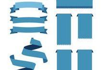illustration: templates & sets   Иллюстрации: шаблоны & наборы