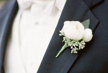 Wedding boutinieres