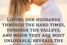 Marriage Truth & Encouragement / This board is a collection of pins that encourage and reveal truths about marriage and relationships. Using quotes, graphics, verses, free printables, or other inspiring pins.