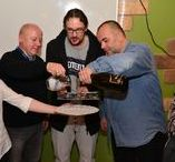 White monkeys band 2017 11.2. / V meňe celej kapely: ĎAKUJEM VŠETKÝM UČINKUJÚCIM  Veľké poďakovanie patrI nášmu vzácnemu kamarátovi Mr. Mario Gapa Garbera. Bol to hodnotný umelecký zážitok na krste CD - WHITE MONKEYS BAND .2017 Poďakovanie patri tiež COUNTRI CASíNU Janíka Kvašňáka z Prešova,ktorí sa nemalou mierou podieľali na kvalite programu.Taktiež poďakovanie patri Westernovej kapele PÁDLO z Košíc.