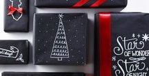 Seasonal decor / Seasonal decor & gift wraping ideas