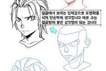 Manga & Anime : tutorial   манга и аниме