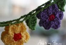 Crochet Inspiration / Wonderful projects to crochet with Knitter's Pride Needles! http://www.knitterspride.com / by Knitter's Pride