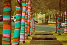 Yarnbombing! / by Knitter's Pride