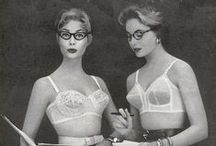 Bras now and then