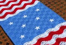 Knit & Crochet your Fourth of July / by Knitter's Pride