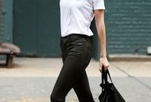 Fashion Outfit Inspiration Spring Summer / My daily fashion inspiration by mature womem