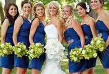 Wedding Blue / by Silvinha Braga