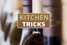 Kitchen Tricks / Kitchen hacks to make life in the kitchen a little easier!
