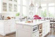 Kitchens / The place where people gather also happens to be one of the most important features for home-buyers.