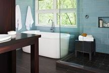 Bathrooms / One of the most important rooms for buyers, the best modern bathrooms are more than just functional, they are places to relax ...