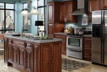 Kitchen Cabinets / #CabinetsToGo offers a wide variety of discount kitchen cabinets to meet your needs and help give you the kitchen that you've always dreamed of. www.cabinetstogo.com