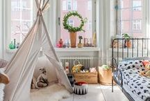 Kids' Bedrooms & Playrooms / Places of where decorating should be about fun
