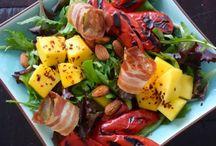 Salades / Inspiratie