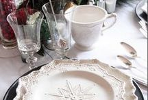 Winter Wonderland Kitchen Decor / Turn your kitchen into a winter wonderland with these decor ideas!