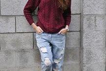 Style Boyfriend Jeans