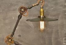 DIY lamps / Steampunk