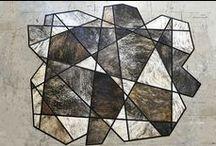 American designer rugs by Kyle Bunting / Для создания этих ковров Kyle уже более десяти лет использует коровью шкуру. Его творения яркие, оригинальные и невероятно мягкие. В его коллекции есть настенные ковры, напольные, ковры для мебели и даже ковры, представляющие собой предметы искусства! Вместе с такими талантливыми дизайнерами, как Neri & Hu, Ryan Brewer и DB Kim они создали настоящие шедевры!