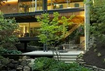Beautiful Homes / See amazing designs of houses.