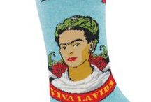 Art Socks / These socks are a work of art!