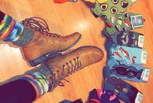 Manly Socks / Socks for dads, bros, boyfriends, husbands, dudes, guys... you know, MEN.