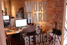 The Office / Cool ideas for the office environment