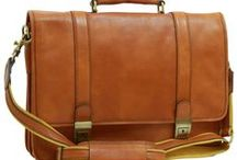 Old Angler Florentine Collection / ITALIAN STYLISH AND CASUAL LEATHER BAGS.