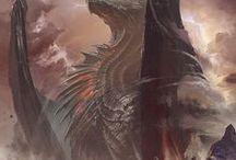 Dragons / Dragons!!