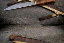 Seaxes / Viking war knives