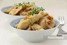 Pierogi / Dumplings / by najsmaczniejsze