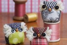 Owls / by Stitch-N-Smile.com | Coralie Grillet