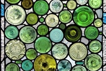 Recycled Art / Art goes green.