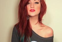 hair / by Brittany Osborne