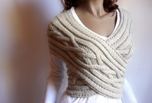 Inspiration | Wrap yourself! / by Stitch-N-Smile.com | Coralie Grillet