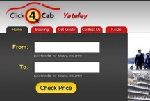 Click4Cab / We are an internet marketing company created to promote taxi and other industry related websites. Our background is the taxi industry; we understand the business and what operators and customers need.