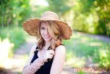 Ashley's Real Seniors / Salem Oregon Senior Portrait Photographer - All sessions include professional makeup application, on-site styling consulting, and a 2 hour session.