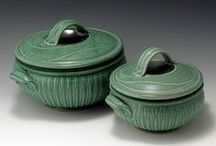 handmade pottery examples / Pottery examples / by Christine Winokur