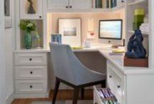 HOME OFFICE LUXURY / Home office luxury